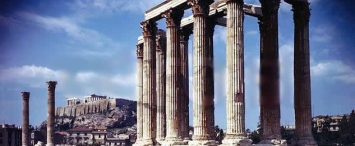 Греция. Храмы в Олимпии