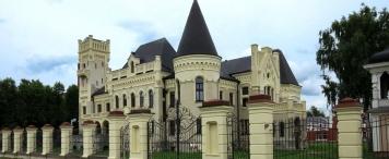 Россия. Ярославль. Замок Понизовкина.